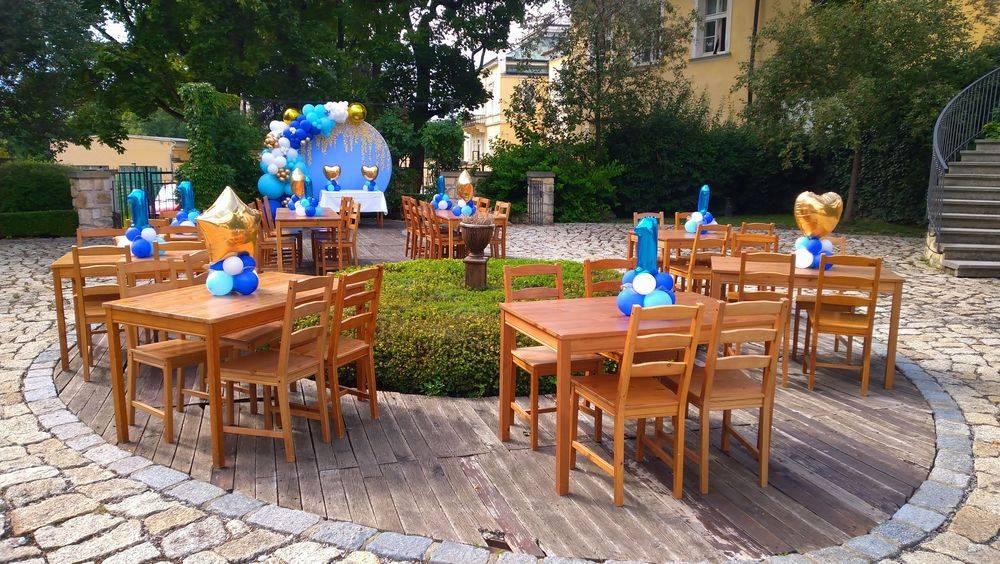 balloon decor, balloons, decoration, birthday, balonky