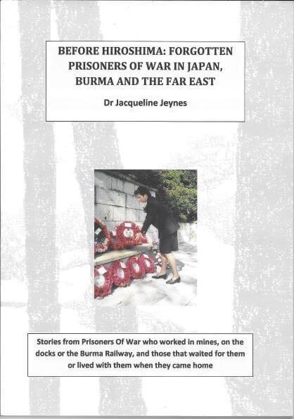 military history, WWII, POWs, Hiroshima