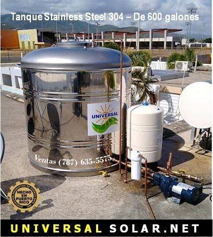 Cisternas de agua Universal | Bono $300