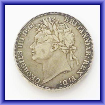 George IIII, 1821 SECUNDO
