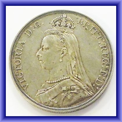 OLD BRITISH COINS ,Coins | Victoria Jubilee Crown 1887