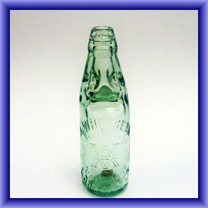 COD BOTTLES/Whitehead of Lancaster