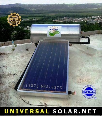 Solar Heater Puerto Rico