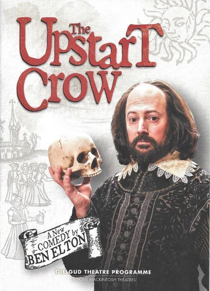 live theatre, theatre reviews, The Upstart Crow