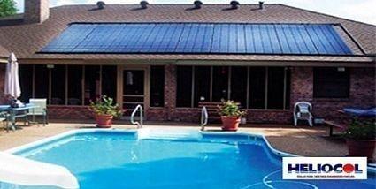 Calentador Solar Piscina   HELIOCOL
