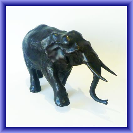 ELEPHANTS/bronze/quality