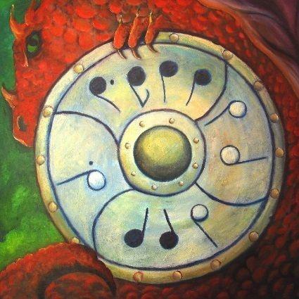 dragon shield music