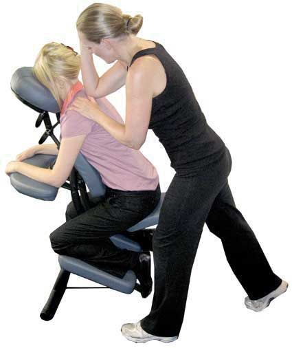 event massage, corporate massage, seated massage in the work place