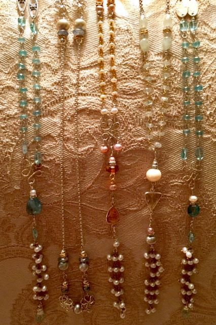 long 14k gold filled chain,  gemstone necklace, y necklaces, faceted gemstones, pearls ,14k gold fill chain, gemstone chains, gemstone pendants, y necklaces, swarovski crystals