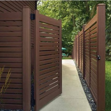 custom fencing, timber fencing, gate installation