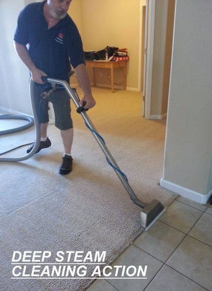 Carpet Steam Cleaning Modesto CA