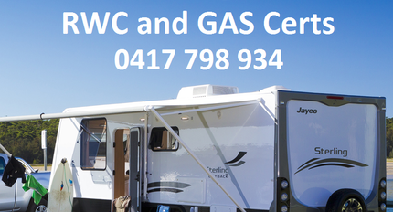 RWC and Gas Safety Certificates