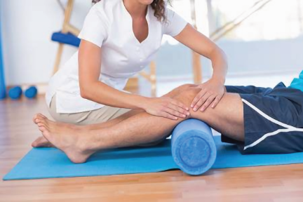 Physiotherapy helps with various injuries