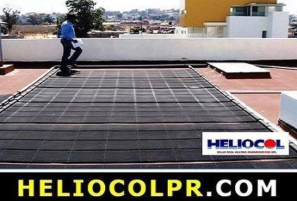 Piscina   Calentador Solar