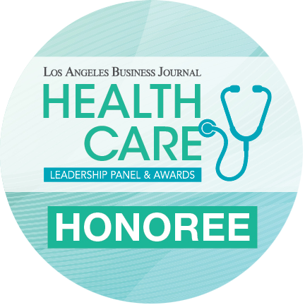 Los Angeles Business Journal Health Care Award for Outstanding Collaboration
