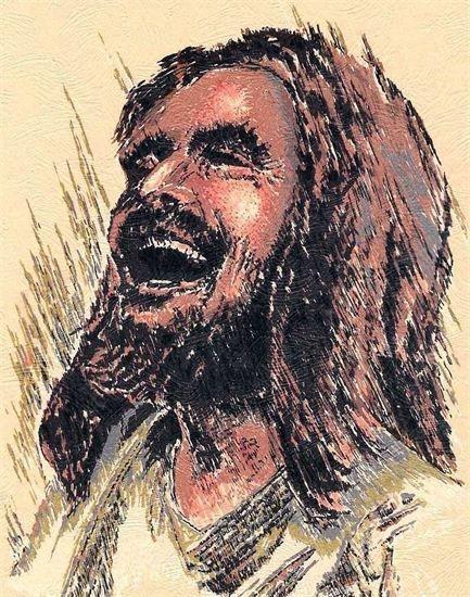 Jesus has a sense of humor