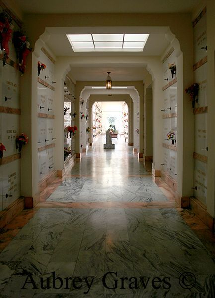 Santa Cruz Memorial haunted