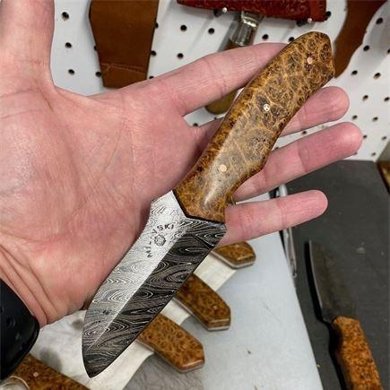 Unique custom knife