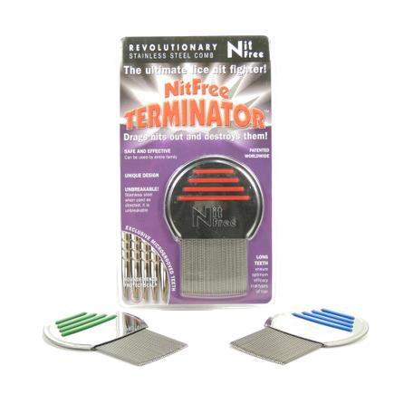 NitFree Terminator Lice Comb