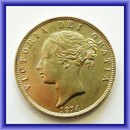 BRITISH COINS,George VI half crown REV
