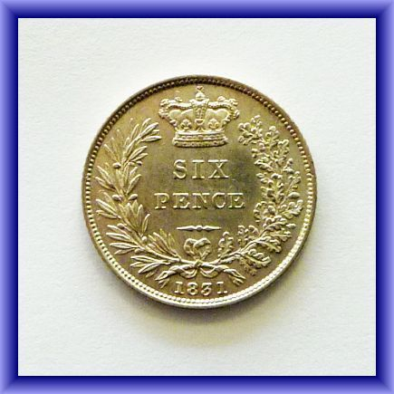 OLD BRITISH COINS/George VI half crown REV