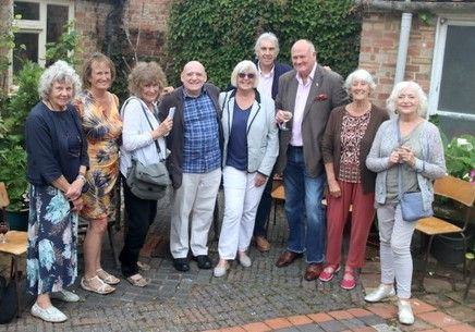 Meet the Artists at The Old Workshop Gallery Corpusty