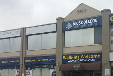 trios college