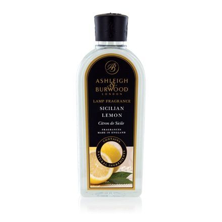 Ashleigh & Burwood Lamp Fragrance Sicilian lemon