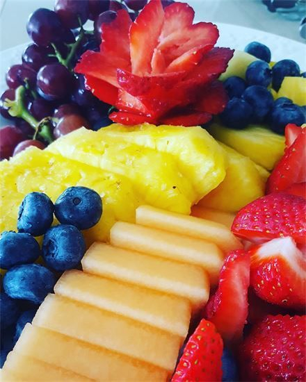 1 fresh fruit