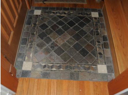 Custom Tile Entry