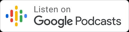Listen on Google podcasts logo