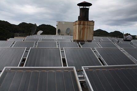 Calentador Solar Industrial