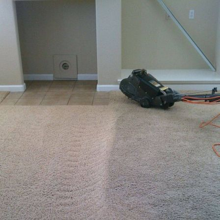 Rotary Carpet Steam Cleaning Ripon CA