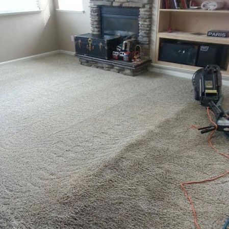 Rotary Carpet Steam Cleaning Oakdale CA