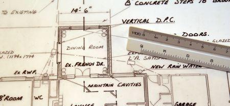 plan, conception, design énergétique