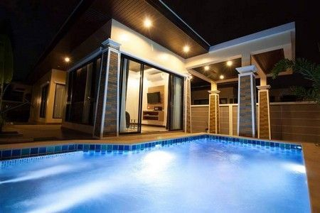 Pool Villa For Sale In Ao Nang