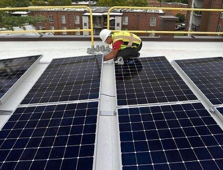 Paneles solares - Energia renovable