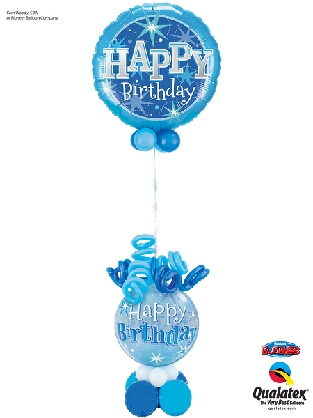 Blue Birthday Bundle (+$20 delivery)
