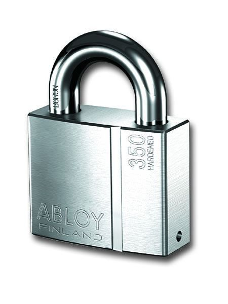 Abloy 350 Padlock Open Shackle