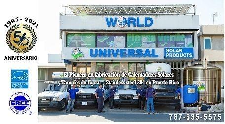 Servicio Universal Solar 787-635-5575