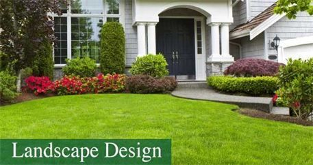 Greenwell Landscaping, lawn care service, landscape design,