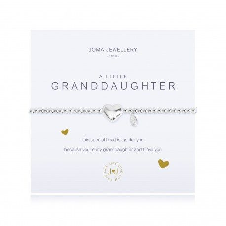 Joma Jewellery Bracelet Gift Granddaughter Birthday Christmas