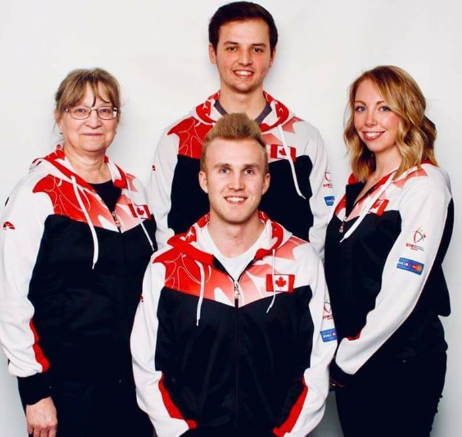 Inspire Sports Team of Coaches for Gymnastics in Victoria and Saanich