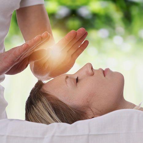 reiki healing massage