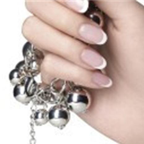 Beautiful nails following Complete Nail Technician Course