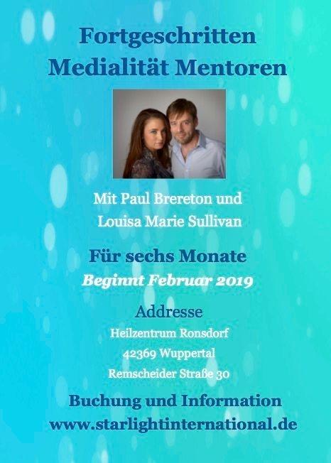 Advanced Mediumship Seminar