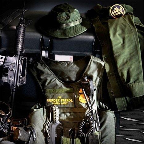 border patrol knife