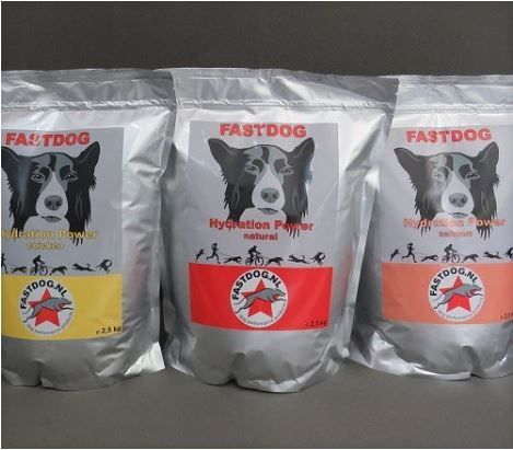 Fastdog Hydration Power