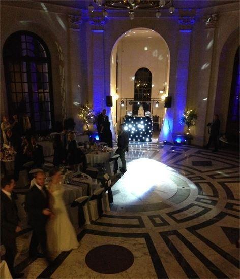 Wedding DJ at Ashton Memorial, Lancaster - Glynn Tee - Professional DJ - Southport DJ