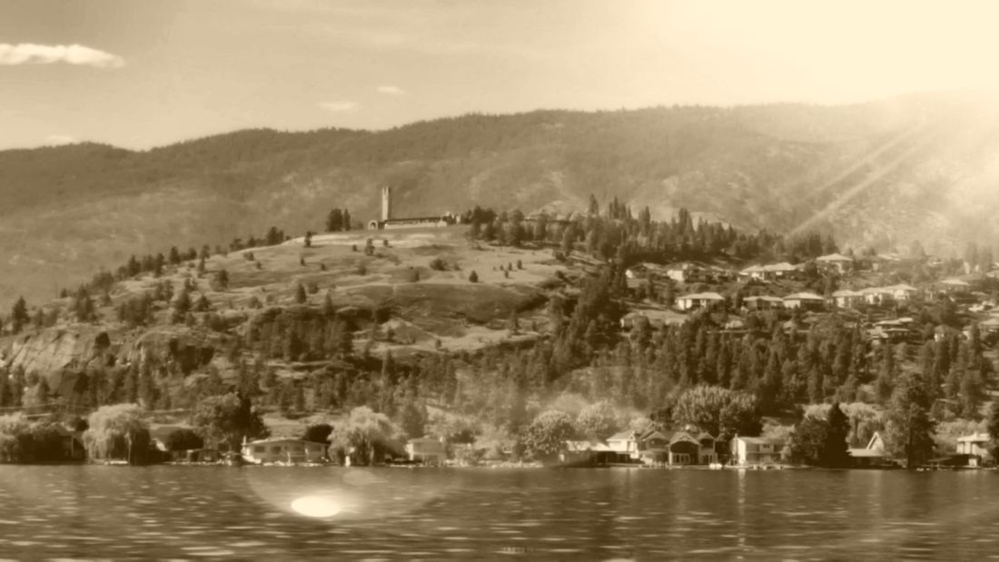 Enjoy a sunset boat cruise on Okanagan Lake